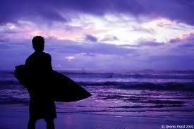 le surf sur ré