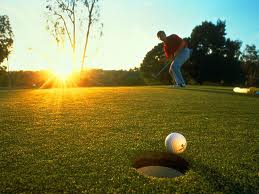 le golf à ré