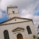 Eglise du Bois plage