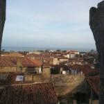 Magnifique vue du clocher de Saint Martin