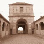 La porte des campagnies à Saint Martin