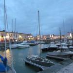 Le port de Saint Martin en couleur