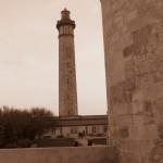 Le phare des baleines à Saint Clément