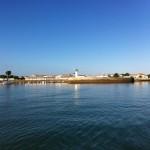 Port de La Flotte vue de la mer - Kévin le Goff