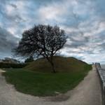 Vue des remparts de Saint Martin - Fred Blum